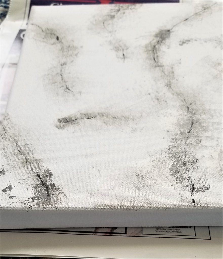 Marble Effect Painting